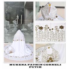 Promosi Mukena Dewasa Fathin Korneli murah