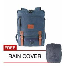 Spesifikasi Prosport 648 17 Rbs Backpack Product Of Polo Clasick Series Rain Cover Blue Murah