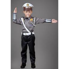 Harga Prsd Seragam Profesi Untuk Anak Tk Dan Sd Baju Karnaval Anak Polisi Polwan Angaktan Udara Au Angkatan Laut Al Akabri Akpol Tni Abri Pemadam Kebakaran Damkar Pilot Koki Astronot Untuk Anak 3 Sampai 7 Tahun New