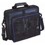Beli Ps4 System Outdoor Travel Carry Case Shockproof Tas Pelindung Nylon Black Intl Cicilan
