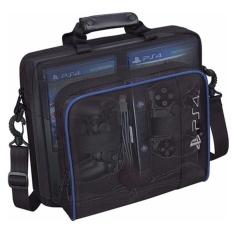 Spesifikasi Ps4 System Outdoor Travel Carry Case Shockproof Tas Pelindung Nylon Black Intl Murah Berkualitas