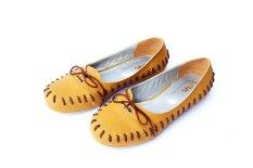 Harga Puft Flat Shoes Pft U11501 Thukpa Kuning Yang Murah