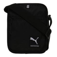 Review Puma Academy Portable Sling Bag Black Puma Di Indonesia