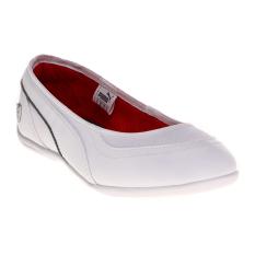 Diskon Puma Ballerina Sf Women S Shoes Puma White Puma White Indonesia