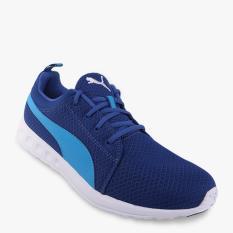 Puma Carson Mesh Men S Running Shoes Biru Original
