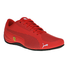 Spek Puma Drift Cat 5 Evo Sf Shoes Rosso Corsa Puma White Puma Black Indonesia