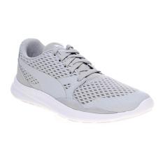 Review Puma Duplex Evo Breathe Running Shoes Gray Violet Puma White Puma White