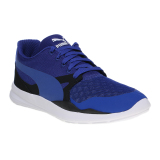 Puma Duplex Evo Running Shoes Mazarine Blue Black White Terbaru