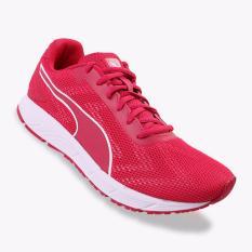 Puma Engine Women's Running Shoes - Merah