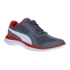 Diskon Besarpuma Flext1 Running Shoes Quiet Shade Puma White