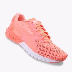 Model Puma Ignite Dual Mesh Women S Running Shoes Peach Terbaru