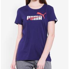 Ulasan Tentang Puma Kaos Fun Sp Tee 83218121 Ungu