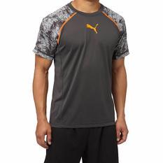Spesifikasi Puma Kaos Olahraga Vent Ss 51458007 Hitam Dan Harganya
