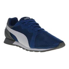 Harga Puma Pacer Running Shoes True Blue Puma White Fullset Murah