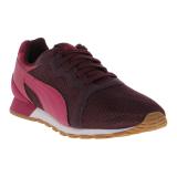Puma Pacer Women S Running Shoes Winetasting Red Plum Asli