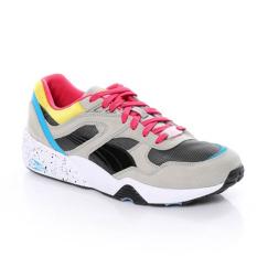 Spesifikasi Puma Sepatu Running Unisex R689 Block 36003004 Abu Terbaik