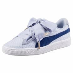 Puma sepatu Sneaker Basket Heart Patent Wn's - 36337102