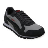 Jual Puma St Runner Nl Running Shoes Drizzle Puma Black Online