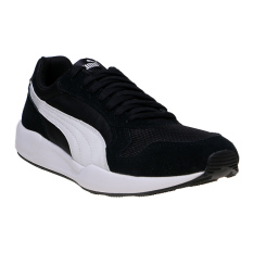 Situs Review Puma St Runner Plus Running Shoes Black White Gold