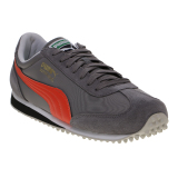 Harga Puma Whirlwind Classic Men S Running Shoes Steel Gray Mandarine Red Indonesia