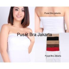 Jual Pusat Bra Jakarta Kemben Korset Bra W008 Hitam Free Size Baru
