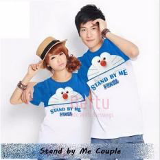 Pusat Couple Keren - Baju Couple Terlengkap - Kaos Couple Stand By Me Doraemon