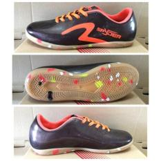 PUSAT TOKO SEPATU Sepatu Futsal Specs Spyder Coklat Orange Grade Ori