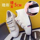 Jual Putih Korea Fashion Style Perempuan Sepatu Golden Goose Sol Tebal Sepatu Wanita Sepatu Sepatu Kanvas Velcro Putih Tiongkok Murah