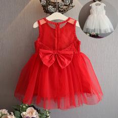 Promo Putri Merah Anak Anak Untuk Anak Perempuan Rok Gaun Merah Oem
