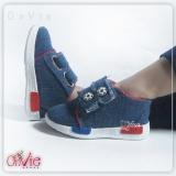 Qfaa Sepatu Casual Balita Sepatu Kets Anak Laki Laki Biru Jawa Barat Diskon 50