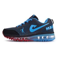 Produk Asli Nike Air Jordan GLENBEST muatan penuh alas tiup Peredam  Guncangan Sepatu Olah Raga sepatu 5f3eff8cb0