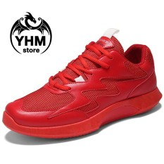 Katalog Qingshui Classic Men High Quality Mesh Breathable Sport Shoes Trainers Sneakers Fashion Shoes Intl Terbaru