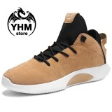 Qingshui Classic Men High Quality Sport Shoes Trainers Sneakers Fashionable Shoes Intl Diskon Akhir Tahun