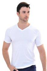 Toko Ql Short Sleeve V Neck White 2 Pack Ql