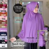 Spesifikasi Quail Hijab Zakinah Cunting Quail Hijab