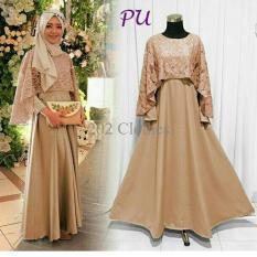 queen-new-ori-maxi-dress-brukat-gliter-gaun-pesta-modern-kebaya-brukat-olivia-navy-8897-37662235-7882e3b87f0f0ba78af52f0fba3e9c75-catalog_233 10 List Harga Gaun Muslim Tuk Pesta Terbaru saat ini