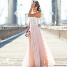 Cepat Menjual Melalui EBay Baru Lace Net Benang Jahitan Gaun Rok Gaun Berharap Amazon-Intl
