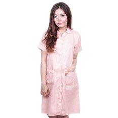Toko Quincy Baju Tidur Salur Dress Piyama Grande Salem Terlengkap Di Indonesia