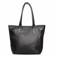 Quincy Label - Maldive Import Tote Bag - Black