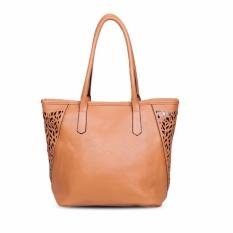 Quincy Label - Maldive Import Tote Bag - Coklat