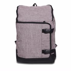 Beli Quincy Label Nightwing Backpack Traveller Grey Murah