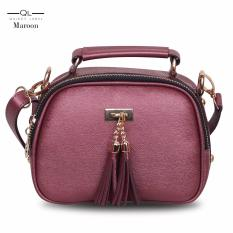 Quincy Label - Tas selempang tassel mini