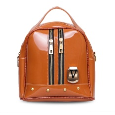 Promo Quincy Label Victory Women Backpack With Zipper Cokbat