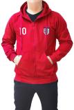 Beli Quincylabel England Rooney Jacket Red Online