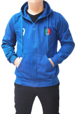 Harga Quincylabel Euro 2016 Italy Inzaghi Jacket Blue Online