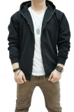 Review Pada Quincylabel Jacket Hitam