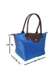 Harga Quincylabel Long Cham Bag Biru Dan Spesifikasinya