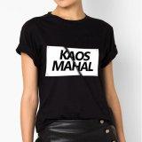 Harga Hemat Quincylabel Print T Shirt Kaos Mahal A 123 Black