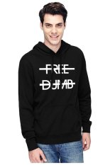 Review Quincylabel Pullover 10 Free Dumb Hitam Quincylabel