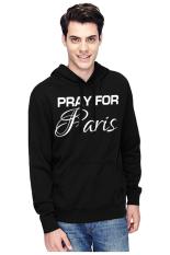 Tips Beli Quincylabel Pullover 6 Pray For Paris Black Yang Bagus